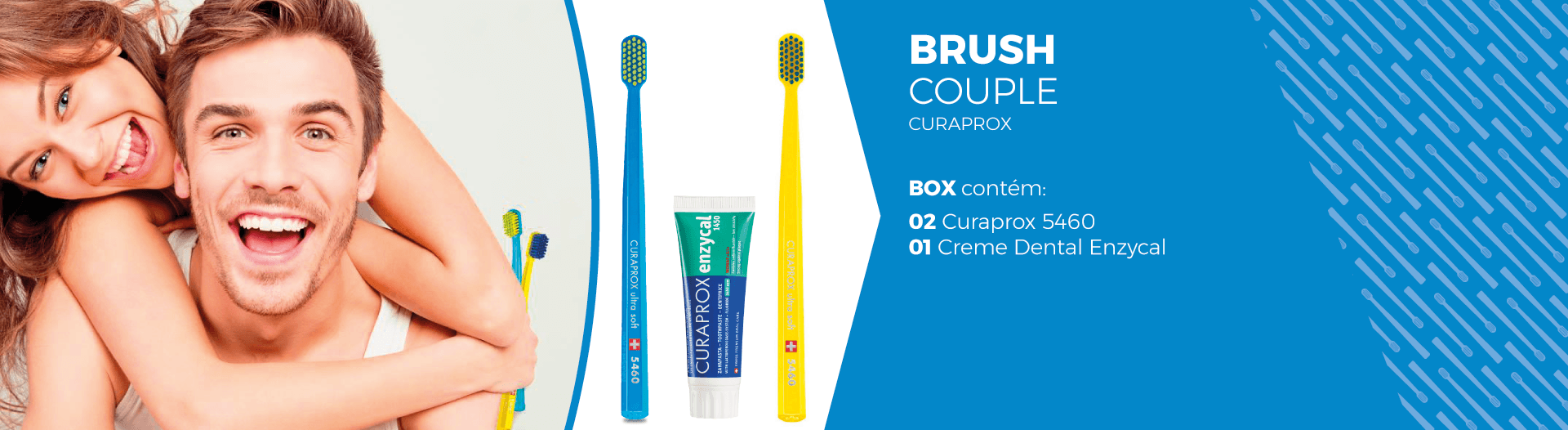 Brush Couple