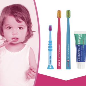 BRUSH FAMILY BABY CURAPROX